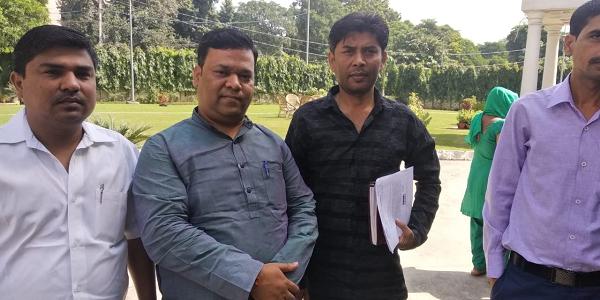 दिनांक – 1 अक्टूबर, 2018 नई दिल्ली दिल्ली में पूर्वांचल एवं अन्य प्रवासियों की स्वास्थ्य समस्या को ध