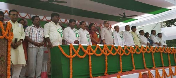 दिनांक – 4 अक्टूबर, 2018 मुंगेर, बिहार अनुसूचित जाति-जनजाति के अधिकारों की रक्षा के लिए कवच की भांति