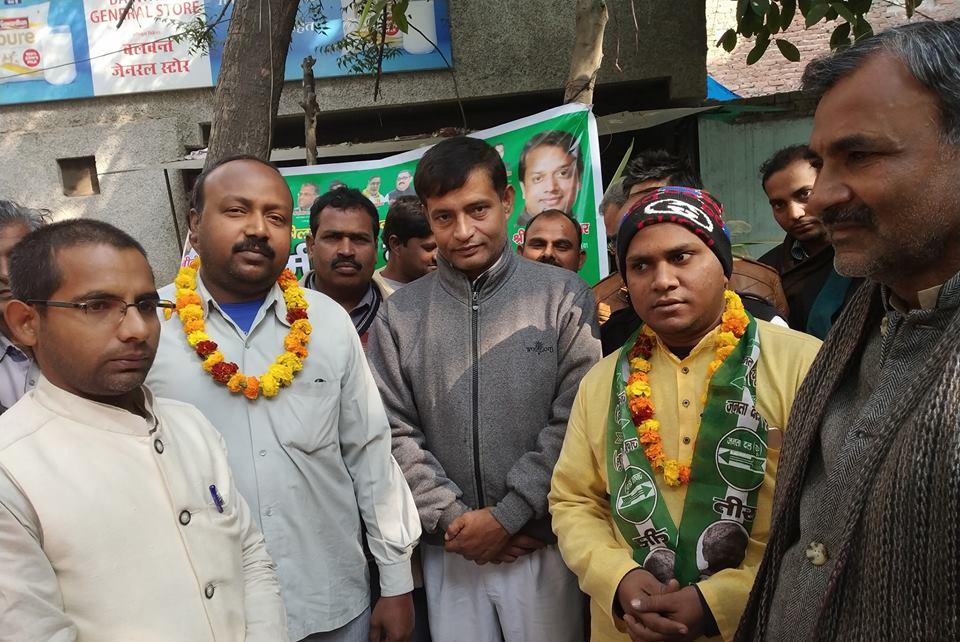 आगामी चुनावों को ध्यान में रखते हुए युवा जदयू बेहद सक्रियता से पार्टी को विकसित करने की तैयारी कर रह