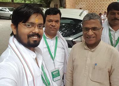 दिनांक – 05/08/20187 जंतर मंतर, नई दिल्ली जनता दल (यू) के केंद्रीय कार्यालय सभागार में दिल्ली प्र