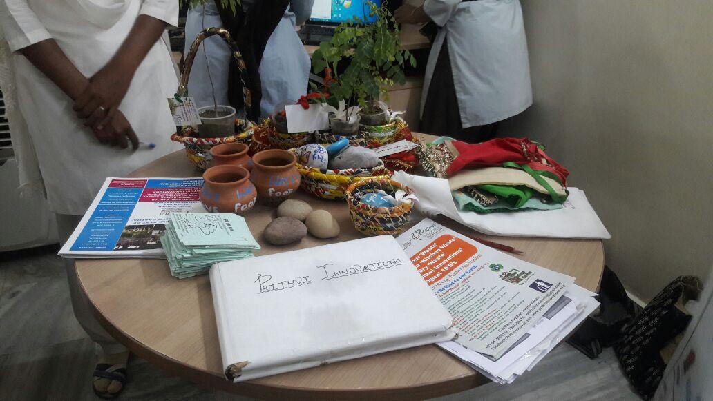 Prithvi Innovations organized Prithvi Utsav on the occasion of International Biodiversity Day-On the