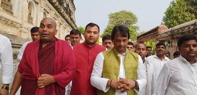 दिनांक : 3 सितम्बर, 2018बोधगया, बिहार जदयू में 2019 के लोकसभा चुनावों की तैयारियों ने जोर पकड़ लिया ह