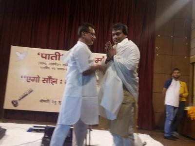 दिनांक - 15 सितंबर, 2018नई दिल्लीयुवा जदयू राष्ट्रीय अध्यक्ष संजय कुमार जी ने नई दिल्ली
