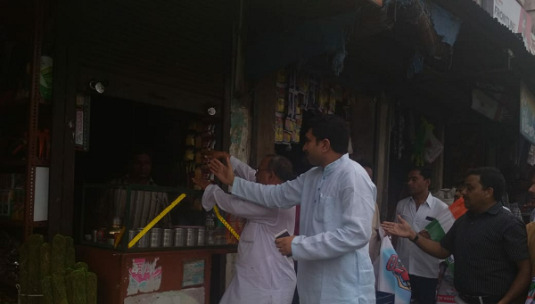 दिनांक – 10 सितम्बर, 2018कल्याणपुर, कानपुर (यूपी)कानपुर नगर ग्रामीण कांग्रेस कमेटी के तत्वाधान में स