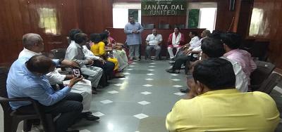 दिनांक -10 जुलाई, 20187 जंतर मंतर, नई दिल्ली