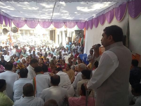 दिनांक - 9 अक्टूबर, 2018कानपुर, उत्तर प्रदेशकानपुर नगर ग्रामीण कांग्रेस कमेटी के द्वारा