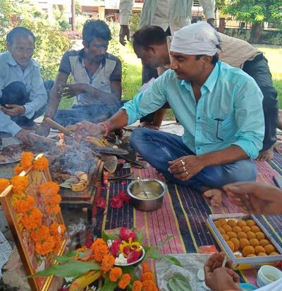 दिनांक - 17 सितम्बर, 2018राजाजीपुरम, लखनऊदेश के यशस्वी प्रधानमंत्री आदरणीय नरेंद्र मोदी