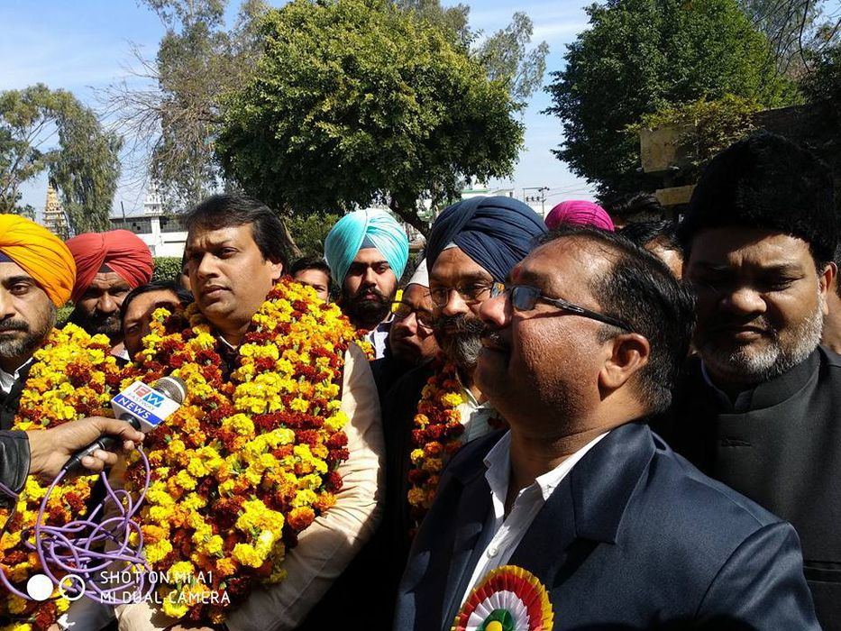 4 फ़रवरी,2018लुधियाना, पंजाबपंजाब के लुधियाना में पार्टी कार्यकर्ताओं को संबोधित किया गया और आगामी न