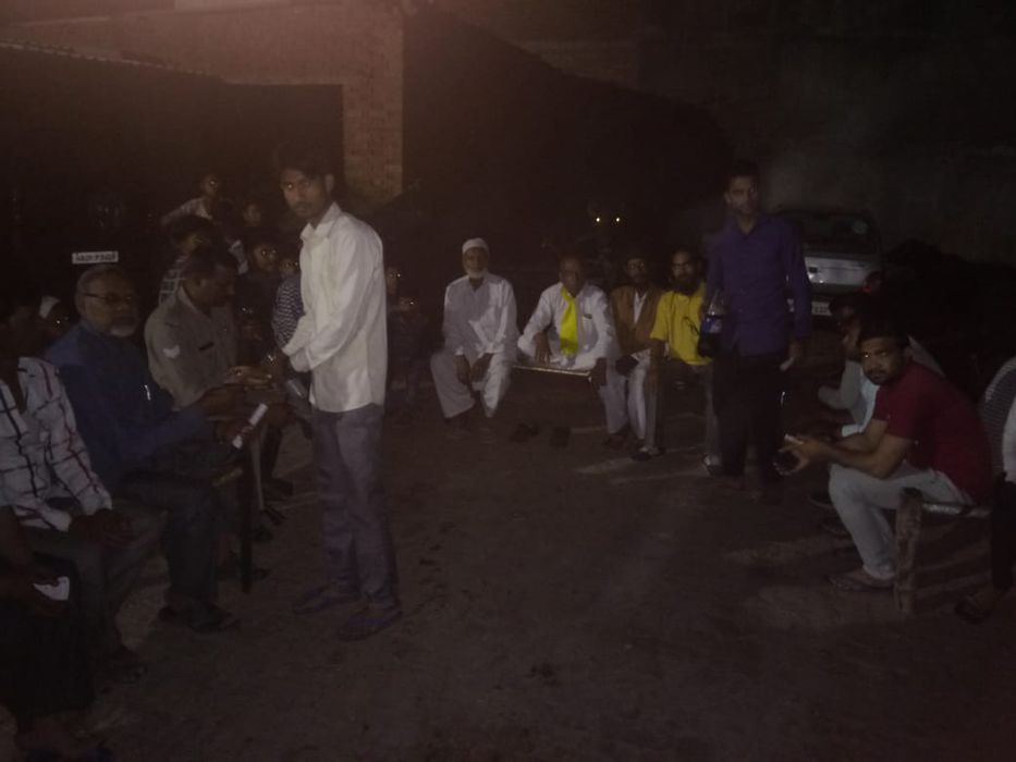 सुभाष युवा मोर्चा – डासना धौलाना विधानसभा में सुभाषवादी समाजवादी पार्टी प्रत्याशी को मुस्लिम समाज का