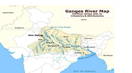 Ganga River - Restoring River Ecology through Involvement of Women-