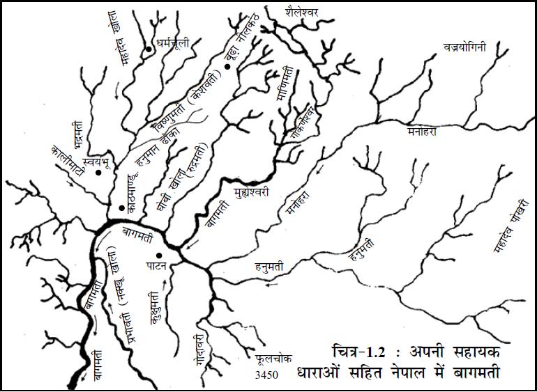 बागमती नदी पूर्वोत्तर भारत की नदी है जो बिहार के उत्तर में और दक्षिण-मध्य नेपाल में बहने वाली नदी है